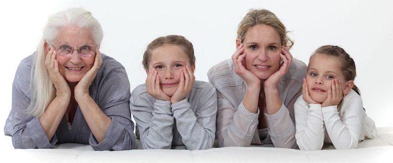 Acupunctuur helpt vrouwen: meisjes, jonge vrouwen met een kinderwens of zwangerschap, tot vrouwen in de overgang