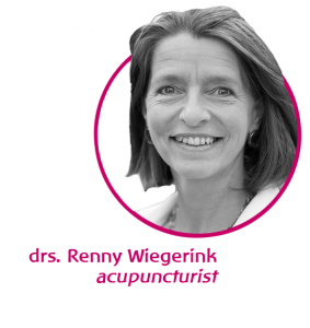 Renny Wiegerink, acupuncture women in Delft and Den Haag, lid NVA