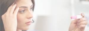 Illustratie Zwanger worden met acupunctuur
