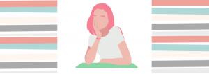 Illustrratie blog burnout