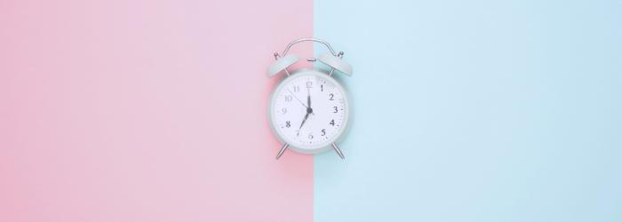 Zwanger worden: een gezonde menstruatiecyclus is de basis.  Benut je tijd goed.
